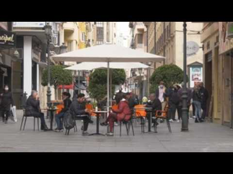 Bars and restaurants in Valencia reopen terraces as the region eases restrictions