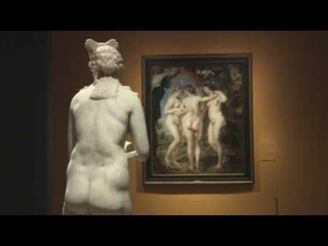 Titian exhibition at Madrid's Prado Museum