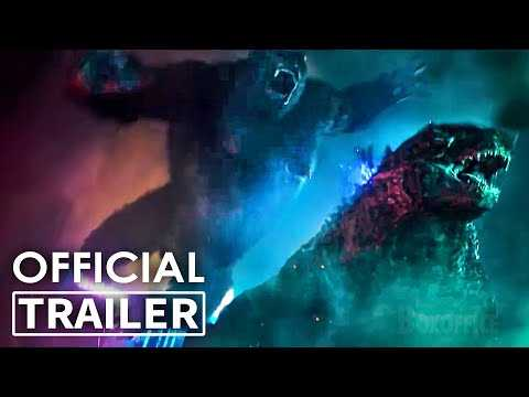 "GODZILLA VS KONG ""Surprise Attack"" Trailer (2021) Millie Bobby Brown"