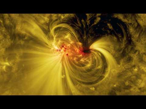FIXScientists have spotted a swirling 'space hurricane' above the magnetic north pole (1)