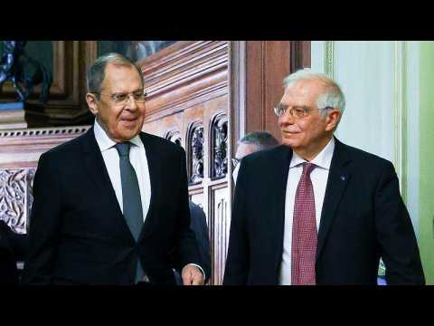 Russia 'ready' for a break in relations with the EU, says Foreign Minister Sergey Lavrov