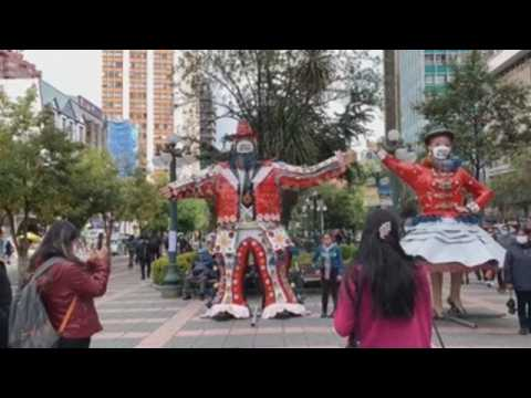 Bolivia carnival reinvents itself in times of pandemic