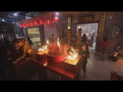 Lunar New Year celebrations in Southeast Asia