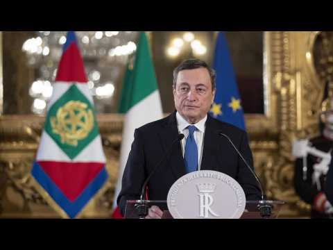 Former ECB chief Mario Draghi appointed Italy's next prime minister