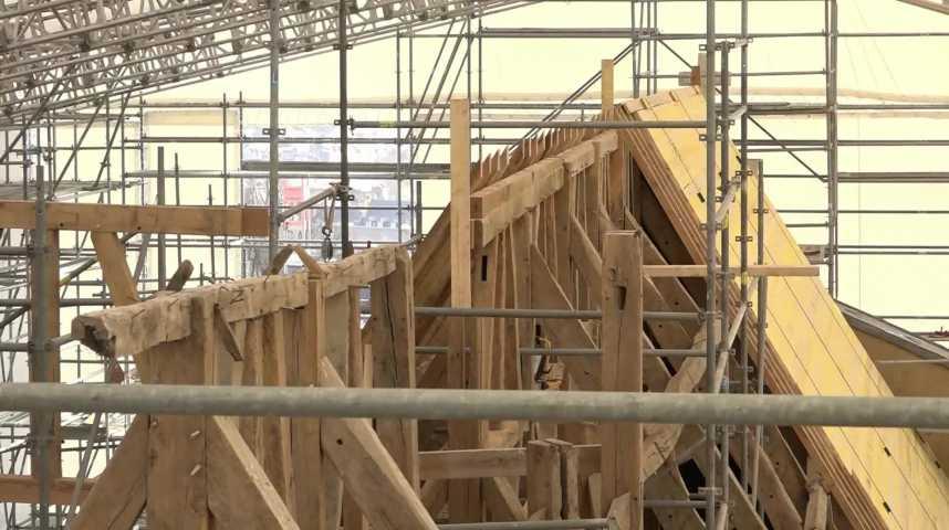 Thumbnail Vannes : un chantier d'exception sur la Chapelle Saint-Yves
