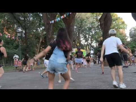 Buenos Aires carnival reinvents itself amid pandemic