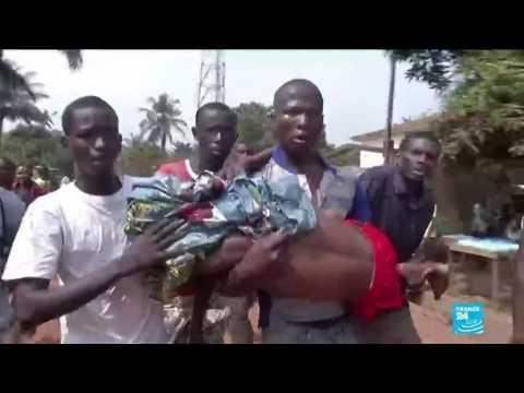 Central African Republic violence: Former rebel leaders on trial for war crimes