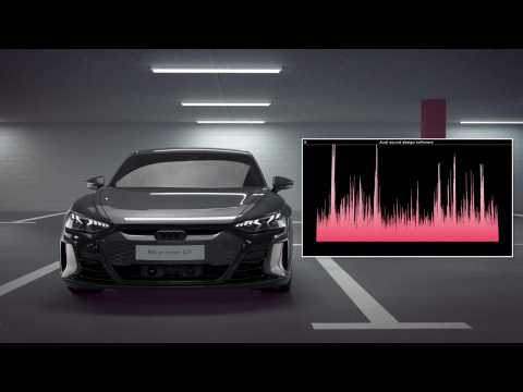 Audi RS e-tron GT – Electric sound
