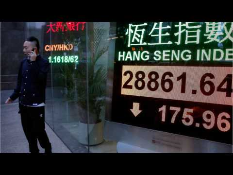 Asian Shares Approach 8 Month High