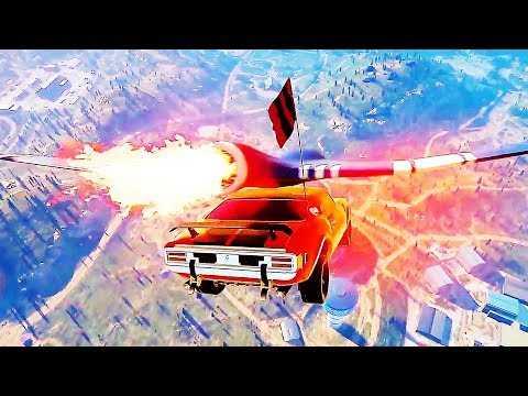 NOTMYCAR Battle Royale Trailer (2019)