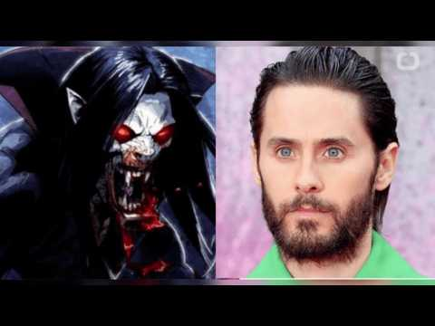 Jared Leto Shows Off Moody 'Morbius' In First Official Look At Spider-Man Spinoff