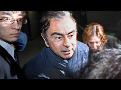 Tokyo Court Rejects Appeal, Approves 10-Day Detention For Ghosn