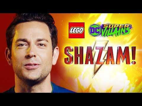 Official LEGO DC Super-Villains: Shazam DLC Launch Trailer