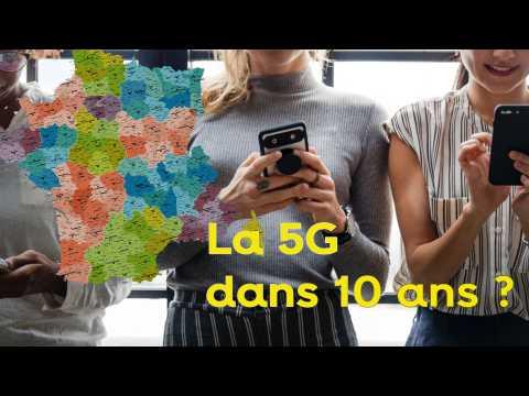 La 5G partout en France ? Pas avant 10 ans !  (1/2)