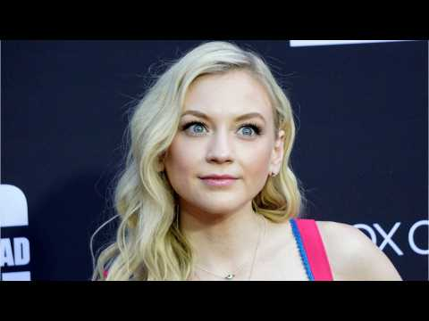 'The Walking Dead's Emily Kinney Returns To 'The Flash'