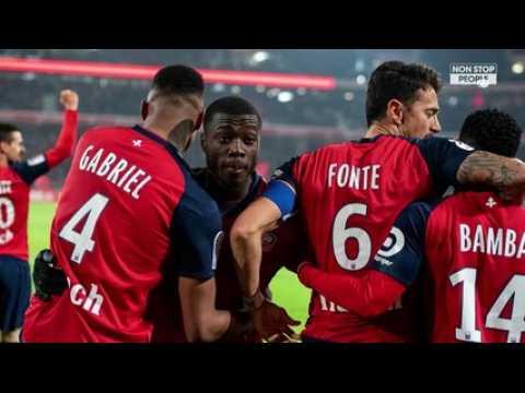 PSG – Lille : Kylian Mbappé déçu de l'écrasante défaite, il s'en prend à l'arbitre