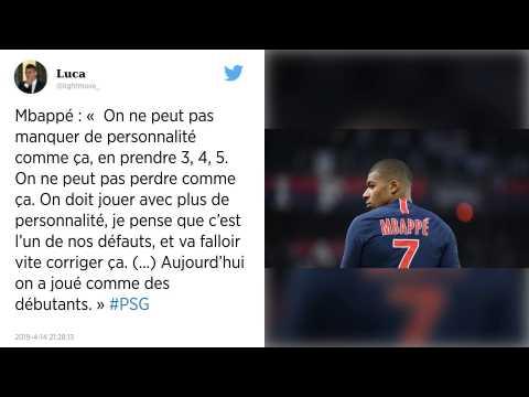 Ligue 1. Kylian Mbappé?: «?On doit jouer avec plus de personnalité?»