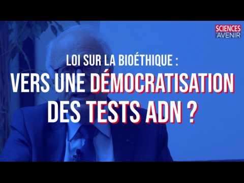 EXCLU. Vers une généralisation des tests ADN ?