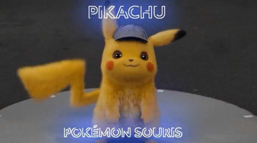 Pokémon Détective Pikachu - Bande annonce 5 - VO - (2019)