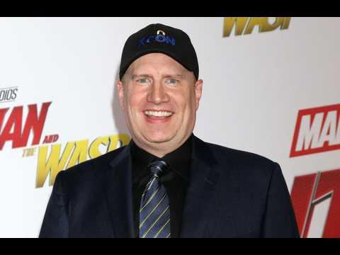 Kevin Feige delighted that Disney rehired James Gunn