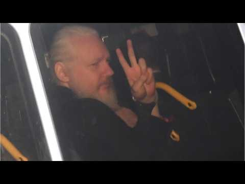 How Julian Assange Spent Nearly 7 Years At The Ecuadorian Embassy In London