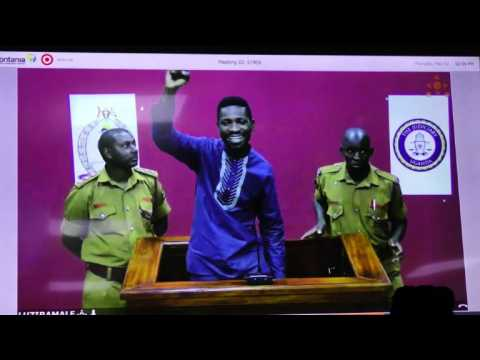Detained Ugandan popstar-turned-MP released on bail