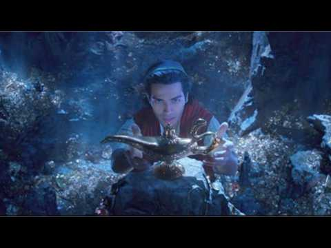 Live-Action 'Aladdin' On Track For $80 Million Opening Weekend