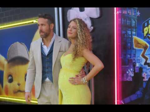 Blake Lively pregnant?