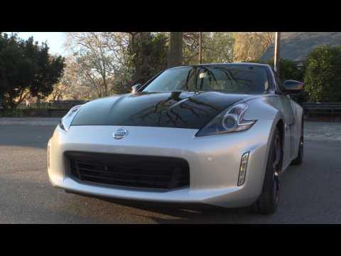 Nissan 2020 370 Z 50th Anniversary Edition Walkaround Video