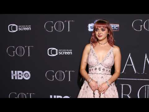 Maisie Williams Thought Her Sex Scene In 'Game Of Thrones' Was A Prank
