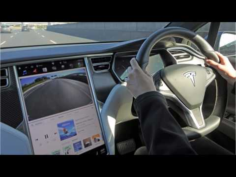 Musk Reveals Tesla Is Using In-House Chips For Self-Driving Tech