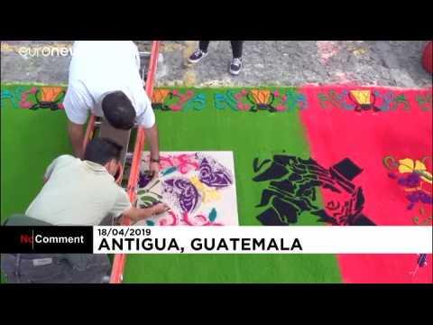Jeudi Saint au Guatemala