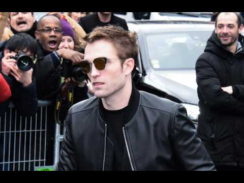 Robert Pattinson had to read script for Christopher Nolan's film in secrecy