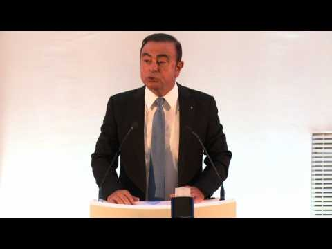 Nissan shareholders sack ex-chief Ghosn