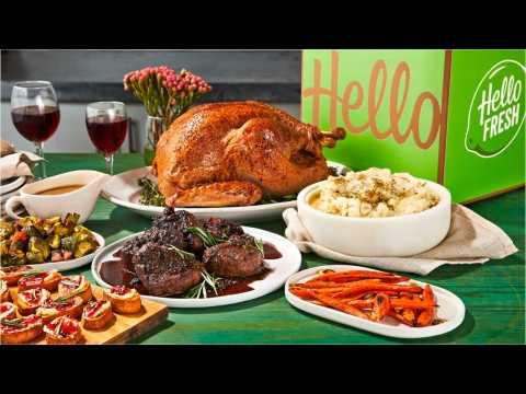 HelloFresh Launches MotherDay Meal Kits