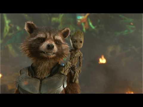 'Avengers: Endgame' Art Reveals Best Look At Rocket's New Suit