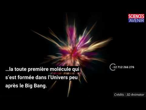 La NASA a détecté la toute première molécule de l'Univers