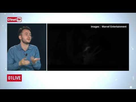 01Live Hebdo #224 : Galaxy Fold, la nouvelle gamme Oppo et la sortie d'Avengers