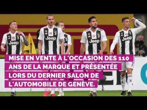Cristiano Ronaldo en passe de s'offrir la voiture la plus chère du monde