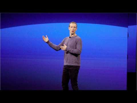 Zuckerberg Makes Awkward Joke About FB Privacy Record