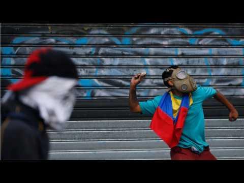 Venezuelans Protest Maduro On May Day