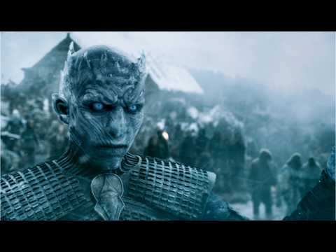 SPOILERS- 'The Night King' Talks About His Final Scene In 'Game Of Thrones'