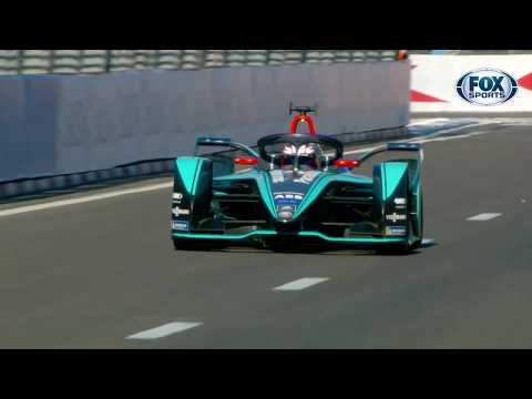 Panasonic Jaguar Racing Season 5 Marrakesh E-Prix Race Highlight