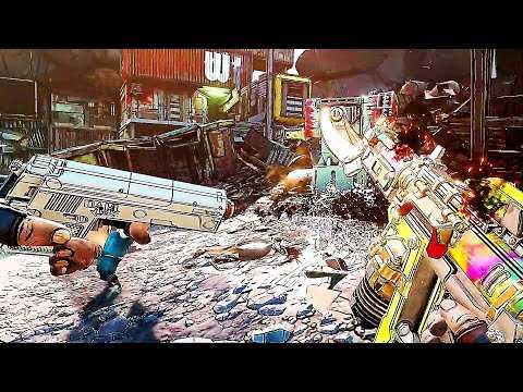 BORDERLANDS 3 Gameplay Trailer (2019) PS4 / Xbox One / PC