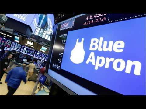Blue Apron Has Dropped 90% Since Going Public