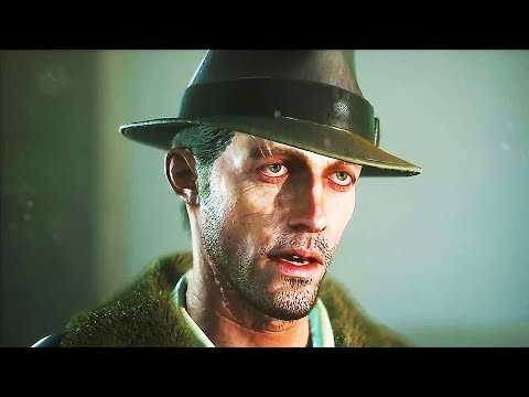 """The Sinking City """"A Delicate Matter"""" Gameplay Trailer (2019) PS4 / Xbox One / PC"""