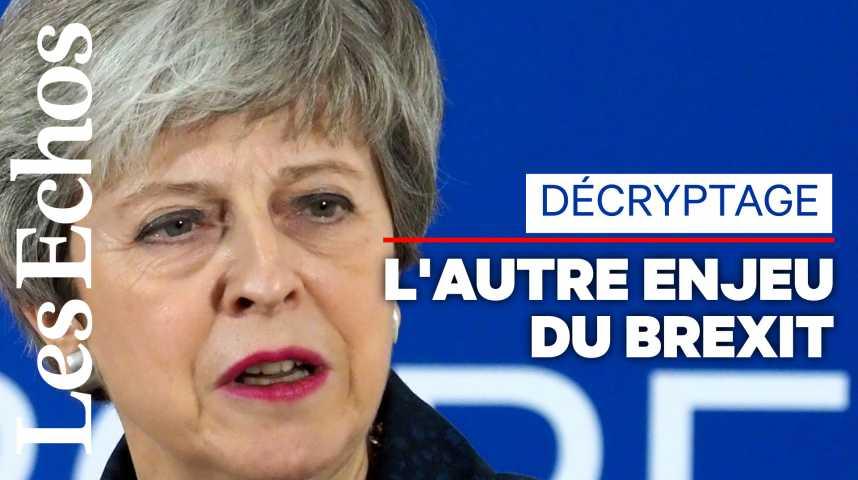 Illustration pour la vidéo Un chèque de 50 milliards d'euros : l'autre enjeu du Brexit