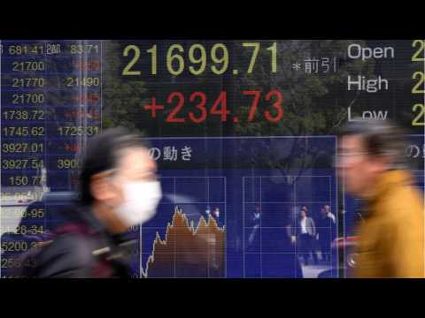 Asian Stocks Hit High Since September