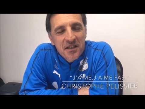 """Foot: le """"j'aime/j'aime pas"""" de Christophe Pelissier"""