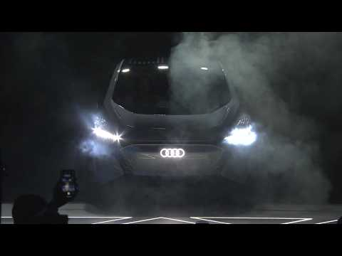 Audi AI:ME sneak preview in Shanghai